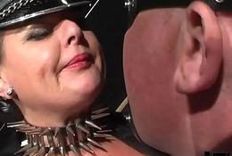 Headmistress DINAH - FACE SLAPPING