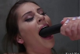 Butch anal domination toying