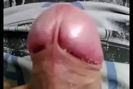 Teen guy masturbates