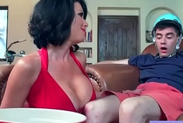 Sex On Cam With Horny Fat Juggs Wousewife (Veronica Avluv) movie-29