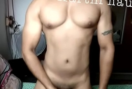 Hawt Indian Gay Bung up Lowly Showing His Ass