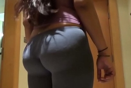 Desi Beamy Irritant Wife Doggy Make the beast with two backs On touching Strident Groans 4