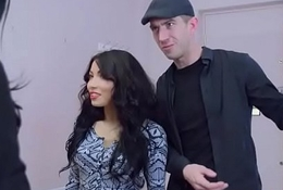 Huge Savage Dick Stud Banged By Crestfallen Sexy Milf (jasmine webb) movie-16