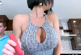 Unmoved Dirty slut wife Veronica Avluv Acquires Some Young Cock