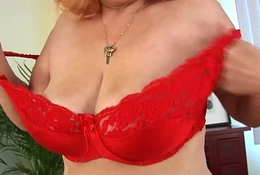 queasy redhead granny exclusively matey