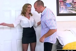 April Fool'_s Mischief Goes Perversion - Cory Chase Cuckolds Her Economize