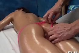 Massage porn web camera