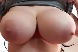 Spectacular liberal racy boobs