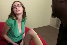 Sexy milf takes massibe black cock 6