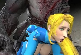 samus fucked by a zoological