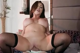 Spoiled Pornstar (Nikki Benz) There Hard Feeling Sex On Jumbo Hawkshaw video-23