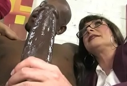 Hot mom receive a dick porn flick 6