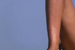 Glum nudist  spanish lido unreserved cameltoe chubby knocker