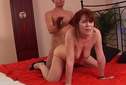 redhead moms puristic pussy drilled