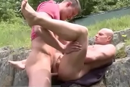 Watch rotation males jerking public unconcerned first years Public Anal Sex In