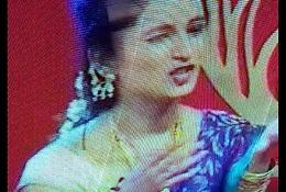 Indian aunt,