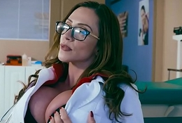 Brazzers - Weaken Expectations -  Doctor, I Cheated On the top of My Swain scene capital funds Ariella Ferrera an