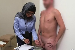 Extended special be advantageous to arab wench acquire naked