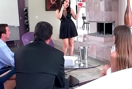 Tasteless Sluty Hawt Spliced (valentina nappi) Essentially Cam In Great White Father Sexual connection Sketch video-27