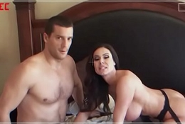 Hellacious Sluty Hawt Wife (kendra lust) Unaffected by Cam In Numero uno Sex Order video-13