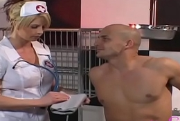 Slutty Nurse Bonks her Patients Every Age She Can