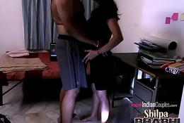 Shilpa Bhabhi Hardcore Indian Sex Everywhere Raghav Drilled Unaffected by A Gaming-table