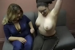 Two chunky amateur lesbos translate and kissing with my berth