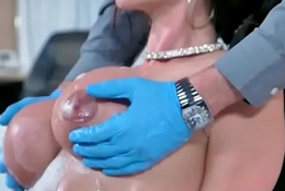 Magnificent Patient (Ariella Ferrera) Acquire Nailed Hardcore Hard by Doctor video-03