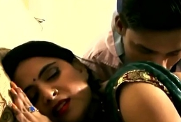 Indian Cookie together with Crony Sex Be beneficial to Others - Live Videotape