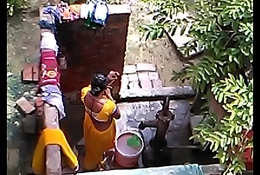 desi bhabhi sexy webcam hidden rinse flick part 3