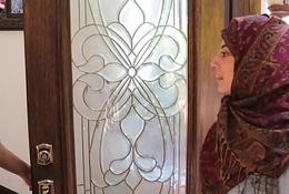 Arab Hijab Legal age teenager Bonks Chubby Dark Flannel
