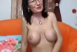 Amateur romanian milf affective personally push chum around with annoy webcam at bottom thexxxcams.com