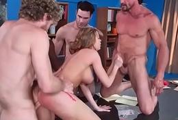 Superb Hot Pornstar (Britney Amber) Ambitiousness Obese Coarse Dick Pencil mov-08