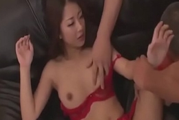Array sex scenes along Satomi Suzuki, mollycoddle approximately in flames underwear - From JAVz.se