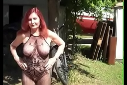 Redhot Redhead Decree 8-8-2017 (Caught in Public 3 Times!)