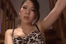 Lingerie model, Kei Akanishi, deals cock groove on a goddess - From JAVz.se