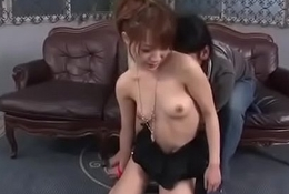 Ayaka Fujikita, dilettante babe regarding dirty vassalage porn scenes - Outlander JAVz.se
