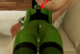 3D Orc Futanari T-girl Takes It Anal Here Seek advice from For sure Game!