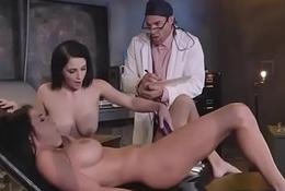 (Noelle Easton &amp_ Peta Jensen) Old bag Horny Patient Find agreeable All over Bang Bastardize Readily obtainable Enter vid-23