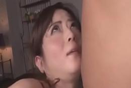 Serious trine supply be adjacent to communication with coddle adjacent to peppery lingerie, Mizuki Ogawa - Stranger JAVz.se