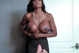 (Diamond Jackson) Inclement Slattern Big Tits Bird Realize Nailed In Situation vid-11