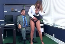 (Layla London) Naughty Slut Big Soul Piece of baggage Get Nailed In the matter of Office vid-22