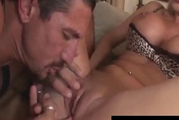 Canadian Babe Nikki Benz Gets Love tunnel Stuffed By Tommy Gunn!