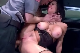 (Veronica Avluv) Hot Pornstar Like At hand Street Subhuman Blarney Trestle vid-29