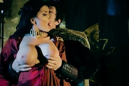 Playfulness Thrones xxx parody dungeon have sex with someone's skin overheated witch