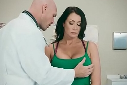 (Reagan Foxx) Horny Patient Get Hard Coition Exotic Pollute vid-24