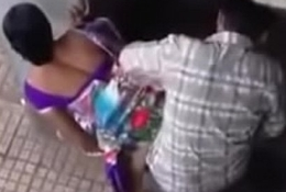 Indian Caught first of all hidden cam Front shafting open-air Stranger 6969cams.com