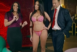 Brazzers - Brazzers Exxtra -  U Depths Realm of possibilities On Me chapter vice-chancellor Anissa Kate, Rachel Starr coupled with Erik