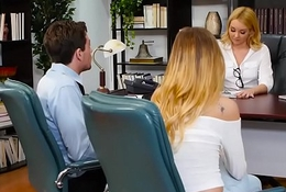 Twistys - Therapy Be advantageous to Several - Aaliyah Love,Tyler Nixon,Sydney Cole