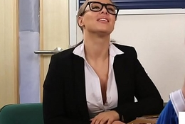 English spex voyeur instructing tugging concerned agree with